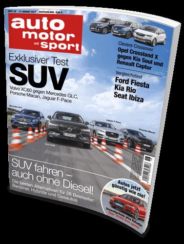 Cover: Auto Motor Sport