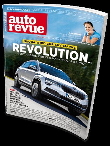 Cover: Autorevue
