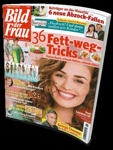 Cover: Bild der Frau