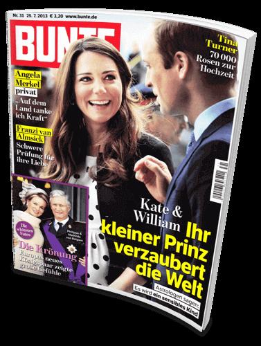 Cover: Bunte