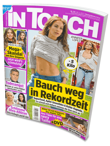Cover: In Touch