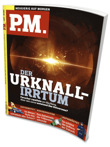 Cover: PM Magazin