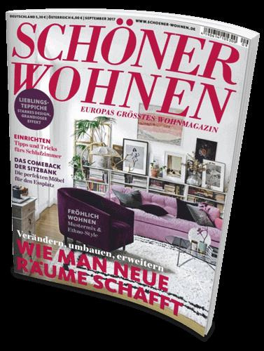 Cover: Schöner Wohnen