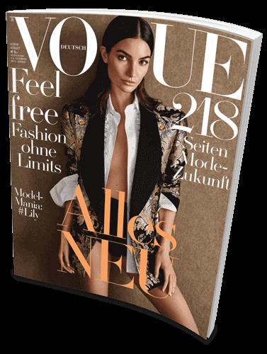 Cover: Vogue