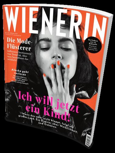 Cover: Wienerin
